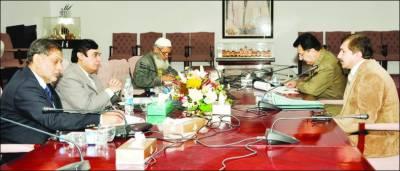 ایبٹ آباد کمشن کا اجلاس، واجد شمس الحسن کو دوبارہ طلب کرنے کا فیصلہ