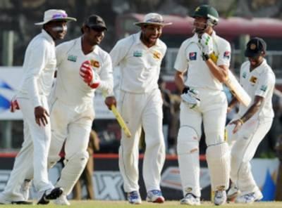 گال ٹیسٹ: پاکستان کو شکست دے کر سری لنکا نے سیریز میں 1-0 کی برتری حاصل کر لی