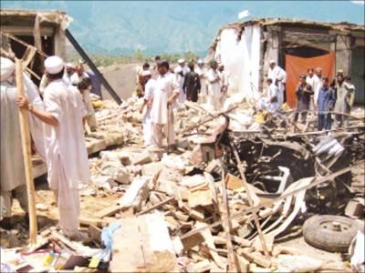 تربت : بلوچستان کانسٹیبلری کی بس کے قریب بم دھماکہ ' 5 اہلکار جاں بحق '13 زخمی