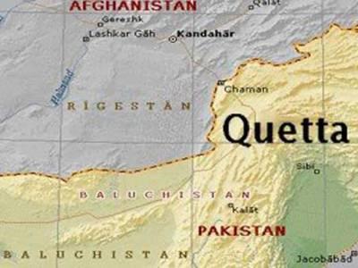 کوئٹہ: چیک پوسٹ پر فائرنگ، راکٹ حملہ، مختلف واقعات میں 3افراد قتل