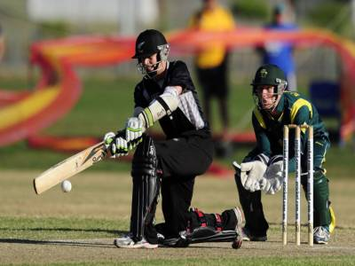 انڈر 19 کرکٹ ورلڈکپ : نیوزی لینڈ بھارت جنوبی افریقہ آسٹریلیا کی کامیابی