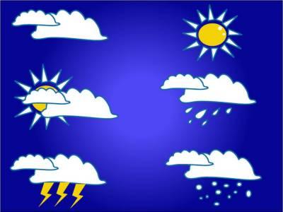 آج لاہور کا موسم