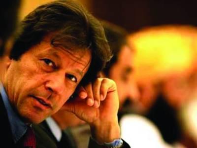 کراچی میں صرف غیر جانبدار پولیس حالات ٹھیک کریگی: عمران خان