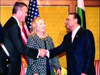 گستاخانہ فلم پر عوام میں شدید غم و غصہ ہے ' امریکہ فوری ایکشن لے : زرداری ' ہلیری سے ملاقات' آج جنرل اسمبلی میں مذمتی قرارداد پیش کریں گے