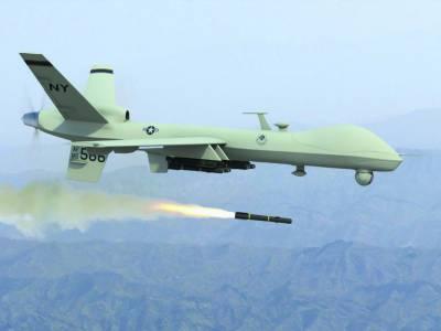 میرعلی: امریکی ڈرون حملے میں 5 افراد جاں بحق
