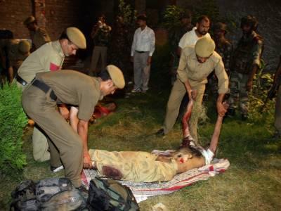 مقبوضہ کشمیر: شدید جھڑپ 2 مجاہدشہید' ایک بھارتی فوجی جہنم واصل
