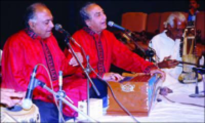 پاکستان موسیقی کانفرنس کے زیراہتمام5 روزہ میلہ ختم