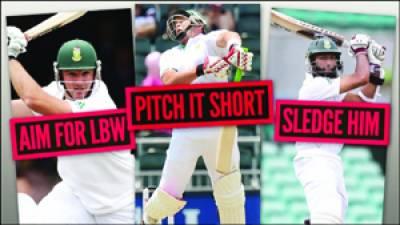 """جنوبی افریقہ سے ٹیسٹ سیریز جیتنے کیلئے آسٹریلوی """"خفیہ گیم پلان"""" کا انکشاف"""