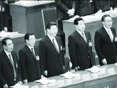 چین میں قیادت کی تبدیلی ' مارچ میں ہو جن تاﺅ کی جگہ جن پنگ لیں گے