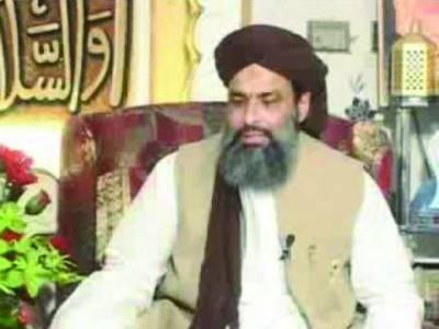 پاکستان امریکہ کے نہیں نبی کے غلاموں کا قلعہ ہے' ثروت قادری