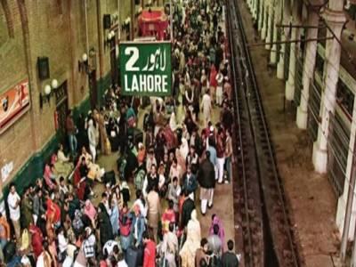 خراب سکیورٹی کیمرے' بیٹھنے کی جگہ نہ پینے کا پانی' لاہور ریلوے سٹیشن مسائل کا گڑھ بن گیا