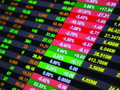 سٹاک مارکیٹوں میں شدید مندا ' سرمایہ کاروں کو 96 کروڑ سے زائد خسارہ