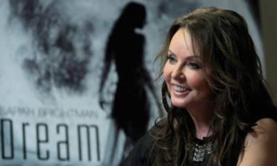 برطانوی گلوکار سارہ برائٹ مین کوخلائی سیاحت پربھیجنے کاحتمی فیصلہ اگلے سال ہو گا