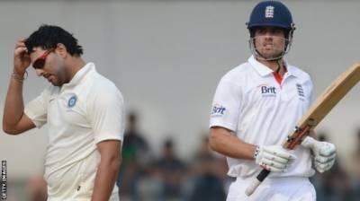 ممبئی ٹیسٹ : انگلینڈ نے بھارت کو 10 وکٹوں سے شکست دیدی