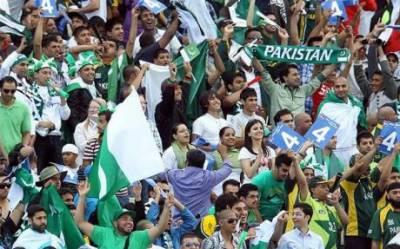 بھارت کا پاکستانی کرکٹ شائقین کو پابندیوں کی زنجیروں میں جکڑنے کا منصوبہ