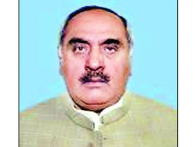 سندھ لوکل گورنمنٹ آرڈیننس پر اختلافات' وفاقی وزیر نارکوٹکس خدا بخش راجڑ نے استعفیٰ دے دیا