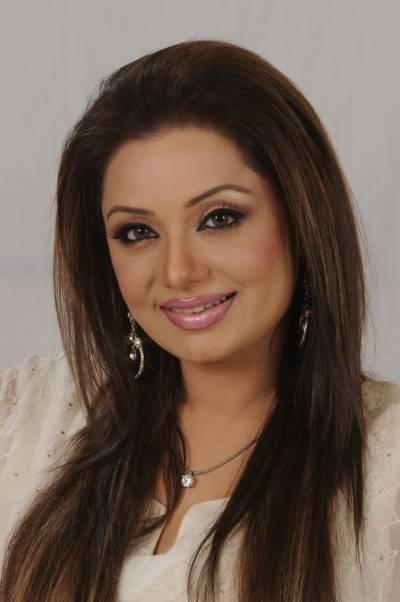 گلوکارہ شاہدہ منی کے گھر مجلس عزا آج ہو گی