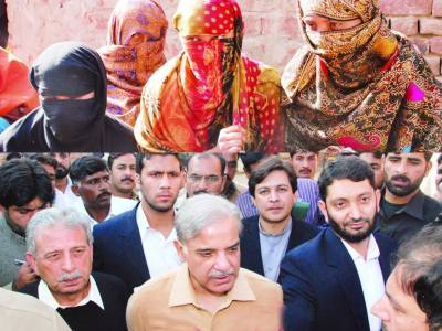 شہباز شریف زیادتی کا نشانہ بننے والی 5 لڑکیوں کے گھر پہنچ گئے' ملز م سزا سے نہیں بچ سکیں گے: وزیر اعلیٰ