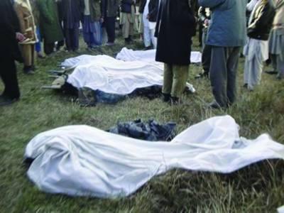 پہلی مرتبہ شمالی وزیرستان سے 9 طالبان کی لاشیں برآمد' خیبر ایجنسی میں بمباری '18 شدت پسند جاں بحق