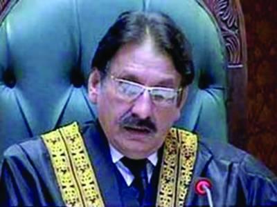 سندھ لوکل گورنمنٹ ایکٹ ' کوئی شق بنیادی آئینی حقوق سے متصادم ہوئی تو کالعدم قرار دیدی جائے گی: جسٹس افتخار