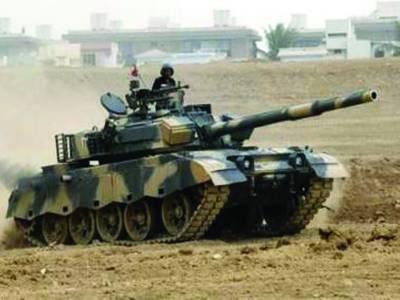 پاکستان اور چین نے جدید ترین ٹینک کی تیاری کیلئے معاہدہ پر دستخط کر دیئے