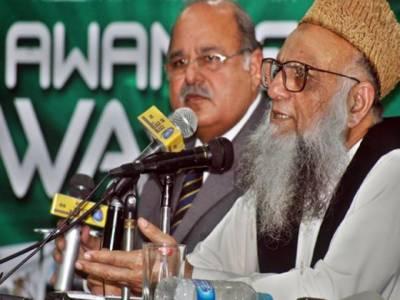 انتخابات کا التوا ملکی سالمیت کیلئے خطرناک ہو گا: ساجد میر