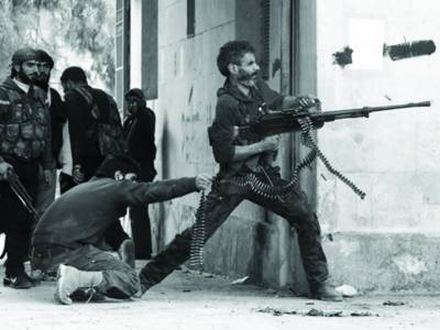شام میں حضرت زینبؓ کے روضہ پر پھر راکٹ حملہ'4 افراد جاں بحق