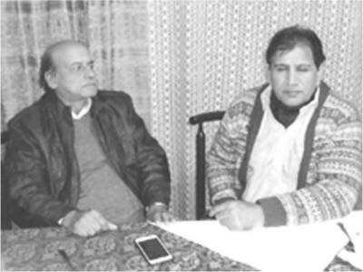 ناروے میں مقیم پاکستانی افسانہ اور سفرنگار فیصل نواز چودھری کے اعزاز میں تقریب کا اہتمام