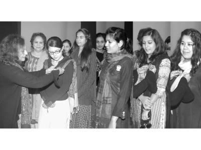 ایجوکیشن کی جدید تکنیک اور ڈسپلن سے آگاہی کامیابی کی ضمانت ہے:صبیحہ منصور