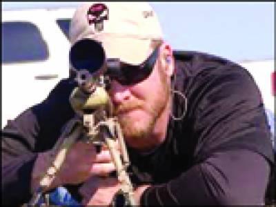 """""""امریکن سنائپر"""" کے مصنف سابق امریکی فوجی کرس کائل ٹیکساس میں قتل"""