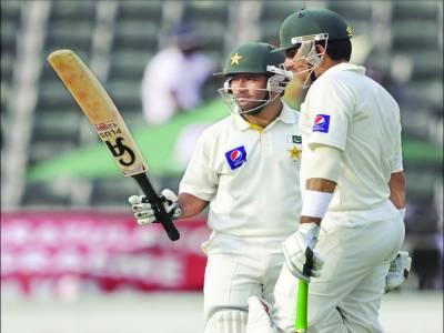 جوہانسبرگ ٹیسٹ:480 رنز کا ہدف ' پاکستان کے 183 پر 4 آﺅٹ