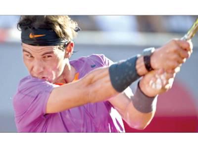 رافیل ندال فرانس اوپن ٹائٹل ٹینس ٹورنامنٹ کے کوارٹر فائنل میں پہنچ گئے