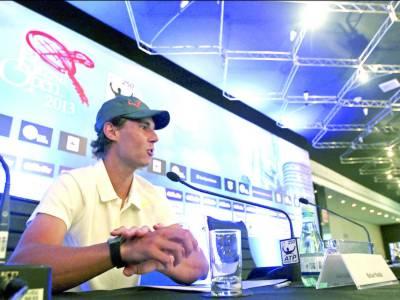 رافیل ندال کو سنگلز کے بعد ڈبلز مقابلوں میں بھی شکست