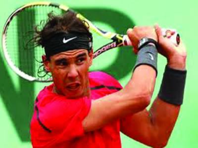 رافیل نڈال برازیل اوپن ٹینس کے سیمی فائنل میں پہنچ گئے