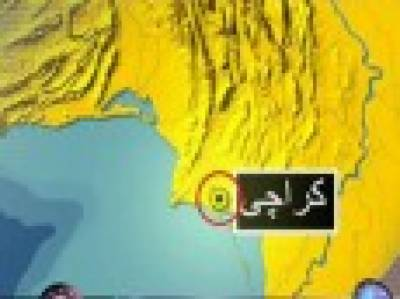 کراچی: بم دھماکے میں باپ' بیٹا جاں بحق' 9 افراد زخمی