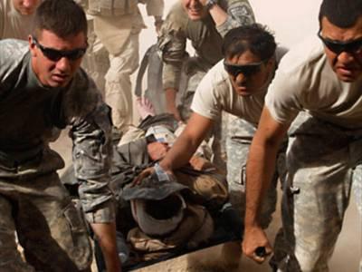 افغانستان: افغان اہلکار کی فائرنگ 2 امریکی کمانڈو ہلاک، 10زخمی