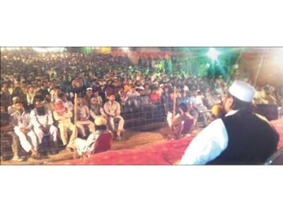 اب جہاد ہند ہو گا، بھارت کو بی جے پی، آر ایس ایس بھی نہ بچا سکیں گے: حافظ سعید