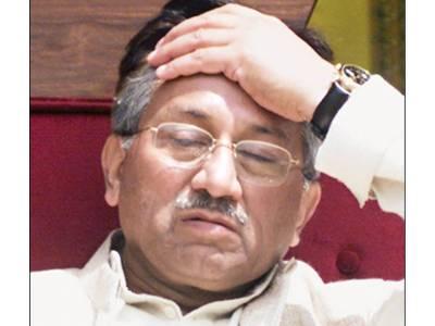 آئین معطلی ججوں کو ہٹانے کا فیصلہ صحیح تھا انصاف ملنے کی امید ہے: مشرف