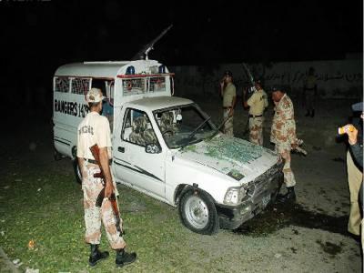 کراچی میں فائرنگ، ایس ایچ او جاں بحق، بااثر افراد کا پولیس پارٹی پر تشدد