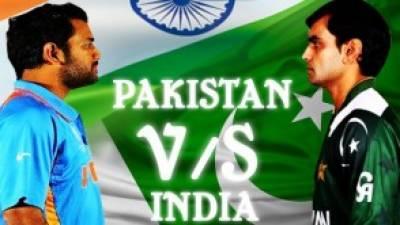چیمپئنز ٹرافی : پاکستان بھارت میچ کی ٹکٹیں آدھے گھنٹے میں فروخت