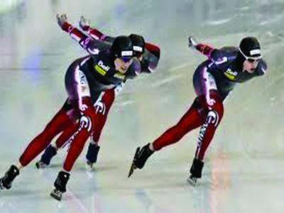 پاکستان نے سرمائی اولمپکس 2014ئ میں سکیٹنگ کےلئے کوالیفائی کر لیا