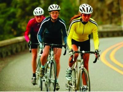 قومی خواتین سائیکلنگ چیمپئن شپ کی تیاریاں مکمل، مقابلے کل ہونگے