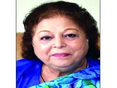 انڈسٹری کے حالات کی ذمہ داری کوئی قبول کرنے کو تیار نہیں: صبیحہ خانم