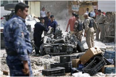 عراق: صوبائی کونسل کا امیدوار 2 بھائیوں اور محافظ سمیت بم دھماکہ میں ہلاک