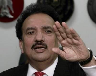 طالبان کی حامی قوتیں پیپلزپارٹی کو انتخابات سے دور رکھنا چاہتی ہیں: رحمن ملک
