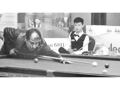 ایشین سنوکر چیمپئن شپ،صالح محمد عمر الکوجہ فائنل میں پہنچ گئے