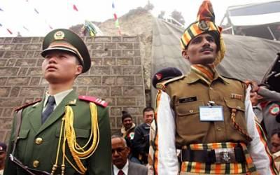 سرحدی کشیدگی کا ڈراپ سین' بھارت اور چین نے متنازعہ سرحد سے فوج پیچھے ہٹا لی