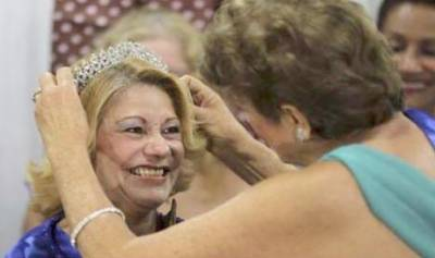 برازیل کی 65سالہ معمر خاتون نے مقابلہ حسن جیت لیا