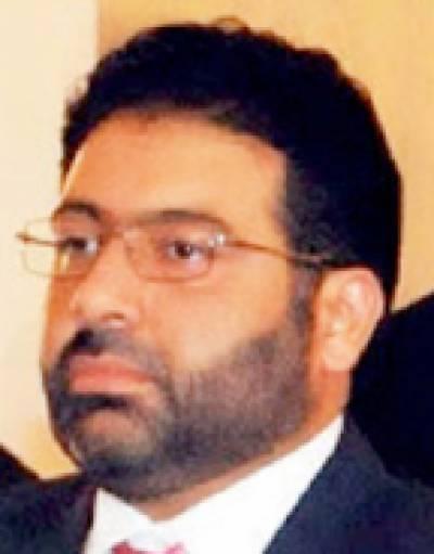 اویس مظفر سندھ کے نئے وزیراعلیٰ ہونگے' قریبی ذرائع