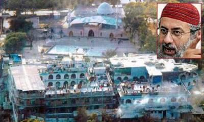 لال مسجد آپریشن: غازی عبدالرشید کے صاحبزادے نے مشرف کیخلاف قتل کا مقدمہ درج کرنے کیلئے درخواست دائر کر دی